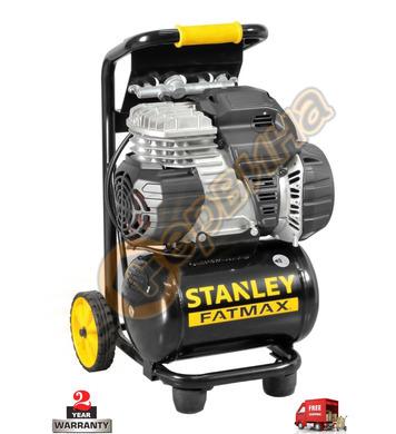 Безшумен компресор Stanley S244-8-10PCM - 10л/8бара