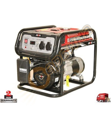 Бензинов генератор SENCI SC-3500 SC1003685 - 2.8KW/3.1KW