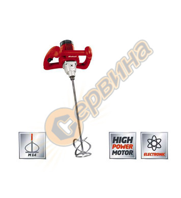 Бъркалка - Миксер за бои Einhell TC-MX 1400 E 4258597 - 1400