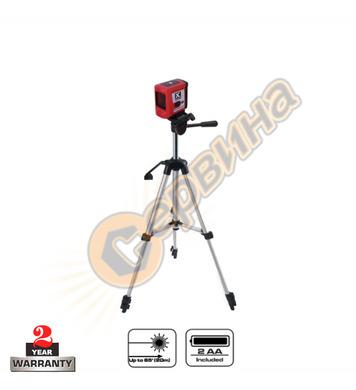 Линеен лазерен нивелир Kapro 862 Mini Cross Line Laser TS862