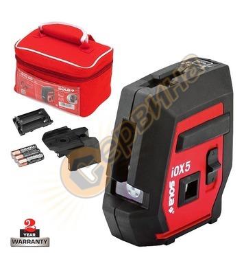Линеен лазерен нивелир Sola Iox5 Basic 71016701 - 20м