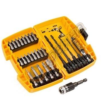 Комплект накрайници и магнитни адаптори DeWalt DT71507 - 27ч