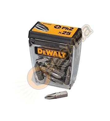 Комплект накрайници-битове DeWalt DT71522 - 25бр