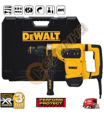 Комбиниран перфоратор DeWalt D25481K - 1050W