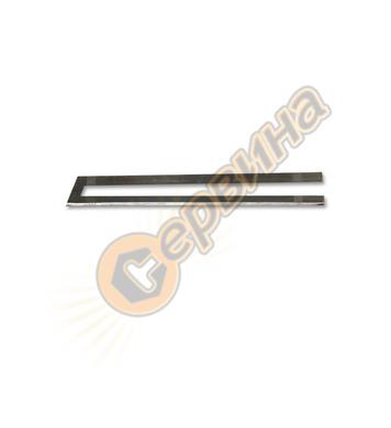 Метална шина за термоножовка - топлинен трион  DEMA ZA25059