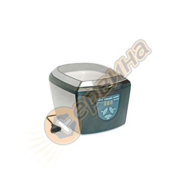 Ултразвукова вана с прозорец, кошница и аксесоари DEMA  750