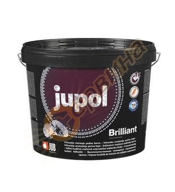 Латексова интериорна снежно бяла боя на водна основа JUB Jup