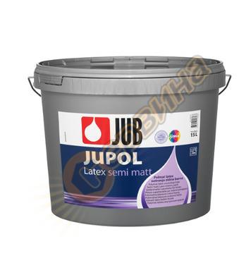 Латексова интериорна боя на водна основа JUB Jupol Latex Sem