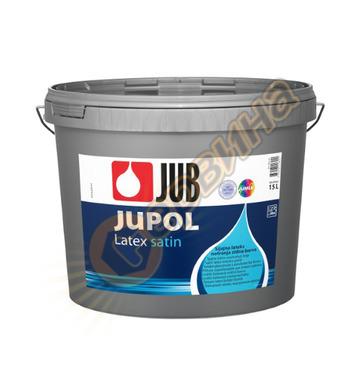 Латексова интериорна боя на водна основа JUB Jupol Latex sat