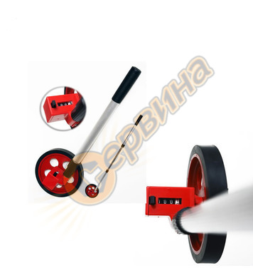 Измервателно колело DEMA 18513 - 0-999.9 м
