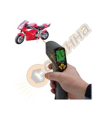 Инфрачервен термометър DEMA 94166
