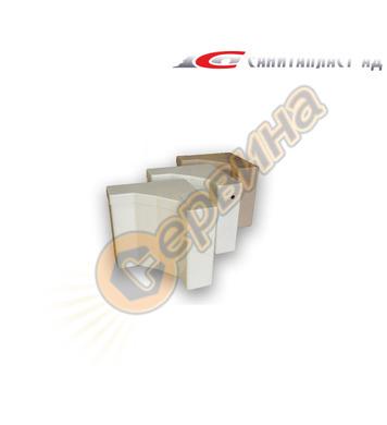 Ъглово тоалетно казанче Санитапласт SA004