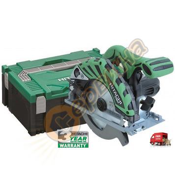 Ръчен циркуляр Hitachi C7BU2-LX - 1200W