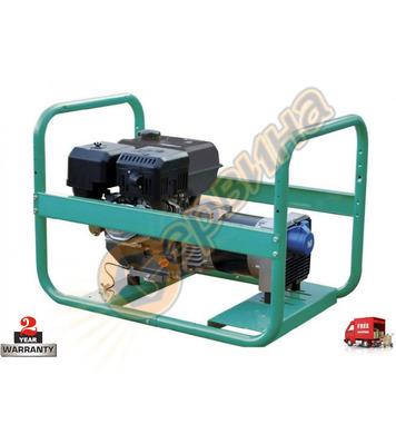 Бензинов генератор Imer EXPERT 6510 X - 4.3KW/5.9KW/7.37kVA