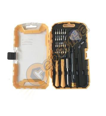 Комплект инструменти за ремонт на мобилни телефони  WERT 225