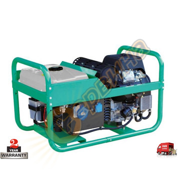 Бензинов генератор Imer LEADER 12500 - 7.7KW/10.6KW/13.3kVA