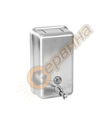 Диспенсър за течен сапун 1000мл WERT W8220
