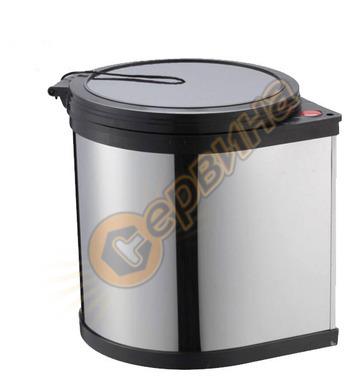 Кошче за отпадъци с капак WERT W8218