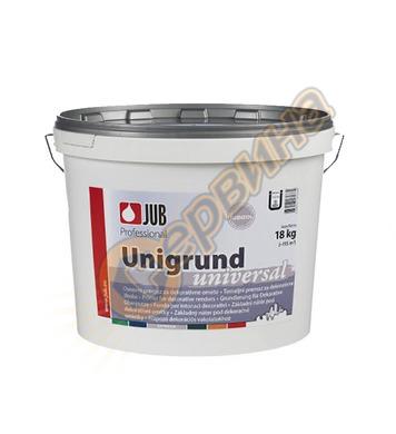 Универсален грунд за декоративни мазилки JUB Unigrund J117 -