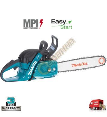 Бензинов верижен трион Makita EA5000P45D + Масло за верига и