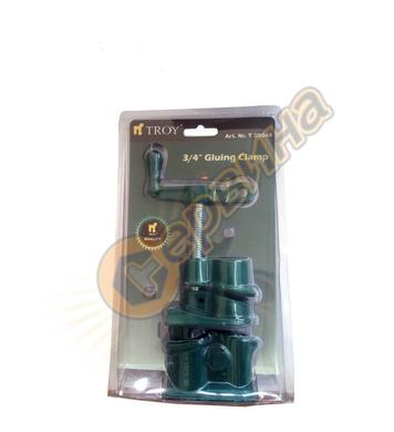 Стяга дърводелска тръбна Troy T25049 - ф 3/4'