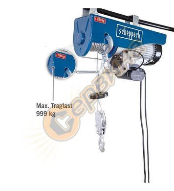 Електрическа лебедка Scheppach HRS 1000  5906905901