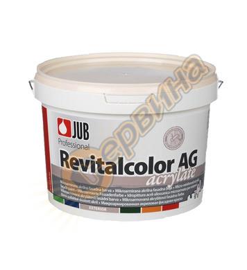Реновираща микроармирана акрилна фасадна боя JUB Revitalcolo