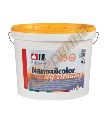 Самопочистваща микроармирана фасадна боя JUB Nanoxicolor J14