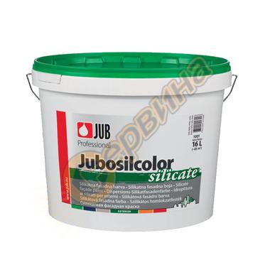 Силикатна фасадна боя JUB Jubosilcolir silicate J142 - 16л