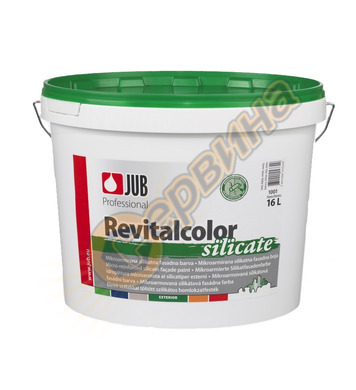 Реновираща микроармирана силикатна фасадна боя JUB Revitalco