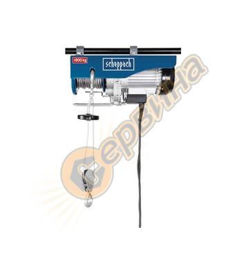 Електрическа лебедка Scheppach HRS 800 5906904901