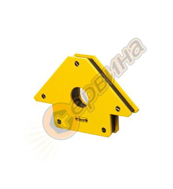 Специален ъгломер с магнит Deca MPH 62 - 62мм 010345