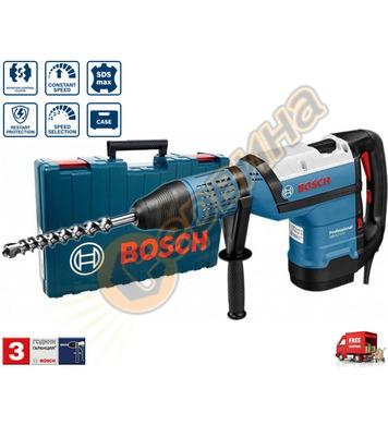Комбиниран перфоратор Bosch GBH 12-52 D 0611266100- 1700W