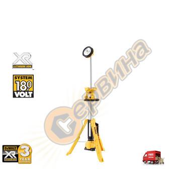 Акумулаторен настолен фенер-работна лампа DeWalt DCL079-XJ -