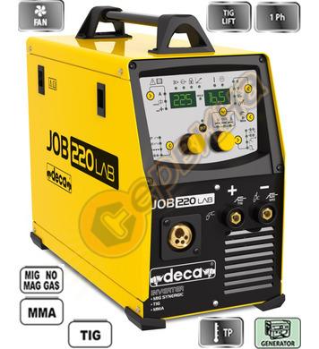 Електрожен инверторен с телоподаващо устройство Deca JOB 220
