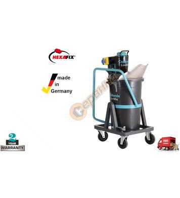 Промишлен смесител Collomix LevMix 37102 - 1600W + електриче