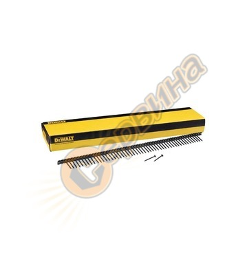 Винтове на лента за гипскартон DeWalt DWF4000250 - 2.5х25мм