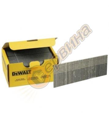 Галванизирани пирони за такер DeWalt DNBT1825GZ - 1.25х25 мм