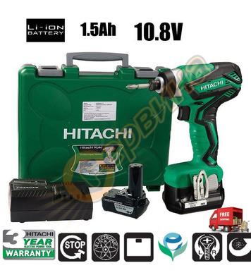 Акумулаторен ударен винтоверт HiKoki-Hitachi WH10DAL-WC - 10