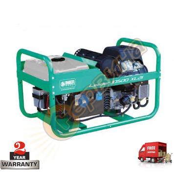 Бензинов трифазен генератор Imer Tristar 10500 XL21 DE - 9.3