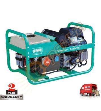 Бензинов трифазен генератор Imer Tristar 12500 XL21 DE - 10K