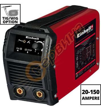 Заваръчен апарат-електрожен Einhell TC-IW 150 1544170 - 130A