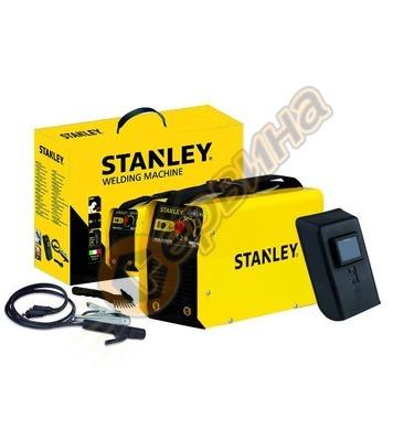 Заваръчен апарат-електрожен Stanley WD160IC1 - 160A