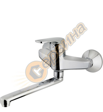 Kухненски смесител с керамична глава Teka MT PLUS за стена 4