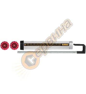 Приставка за пистолети за силикон DeWalt DCE5801 - 600мл