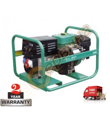 Бензинов трифазен генератор Imer ARC 160 EX AVR - 3.25KW/4.5