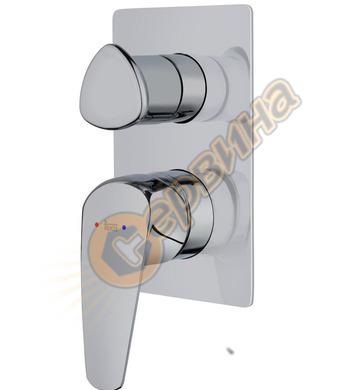 Смесителна розетка за стена Teka ITACA 671710200