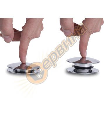 Автоматичен клапан за мивка Teka 1106200 ф40мм 0-70мм