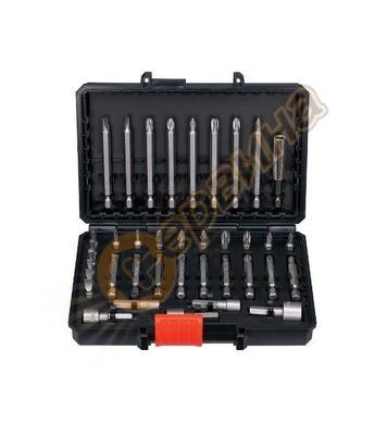 Комплект битове и накрайници Black&Decker A7202 - 38части
