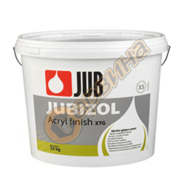 Акрилна декоративна фасадна мазилка - 1.5мм JUB Jubizol Acri